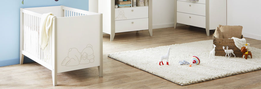 chambres bebe fille