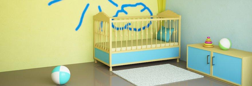 Choisir du mobilier sain pour la chambre de son bebe